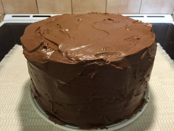 Chocolate Frosting For Layer Cake